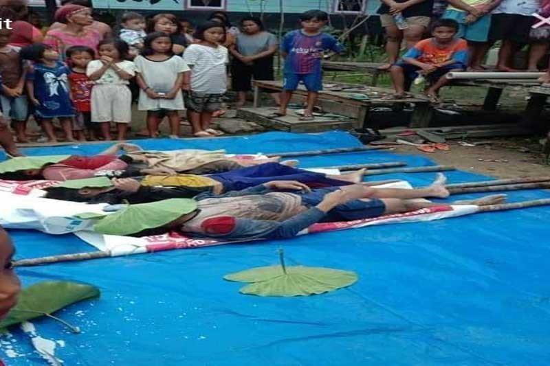 Empat penambang tradisional di Gumas meninggal akibat tertimbun longsor