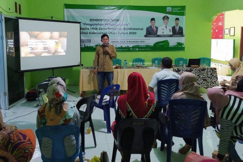 Pembangunan Kawasan Pedesaan Berbasis Kelapa Dalam