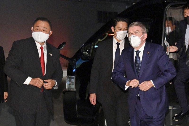 Presiden IOC mulai kunjungi Tokyo demi penyelenggaraan Olimpiade