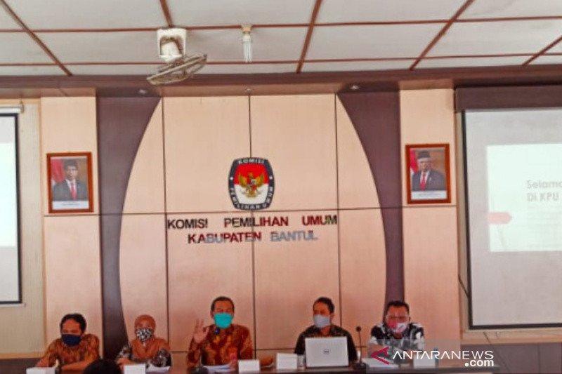 KPU Bantul menyiapkan petugas KPPS datangi pasien COVID-19 di rumah sakit