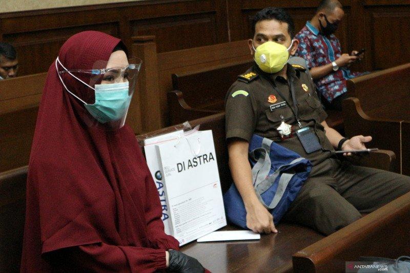 Pengeluaran Jaksa Pinangki Sirna Malasari Per Bulan Sekitar Rp74 Juta Antara News