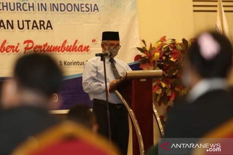 Wali Kota Tarakan Hadiri Sidang Daerah II GPSDI