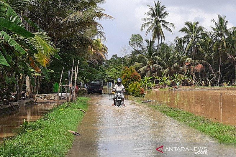 Waspadai peningkatan curah hujan di sebagian Jawa Tengah sepanjang Desember