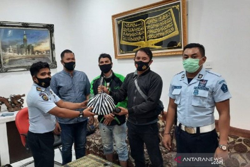 Polisi telusuri paket sabu dalam kemasan Pop Mie di lapas