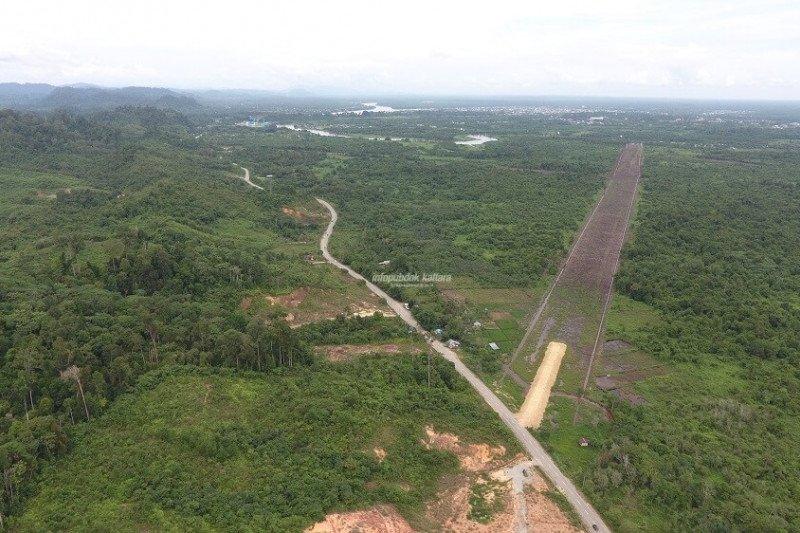 Sudah 570 Hektare Lahan KBM Dibebaskan