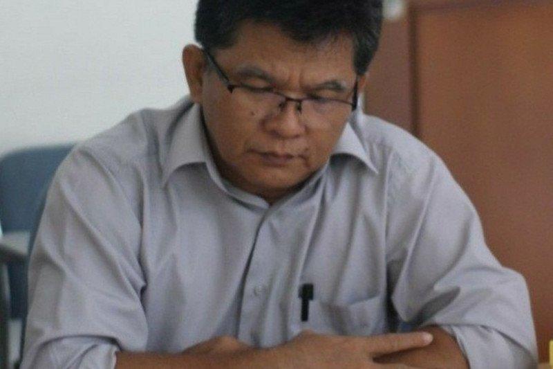Akhmad Iskandar, Karo Umum dan Keuangan ULM, sukses terinspirasi saat jadi buruh