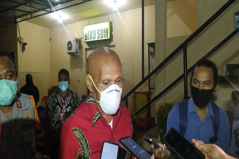 Wali Kota Jayapura tutup karantina terpusat positif COVID-19 di RS Sahid