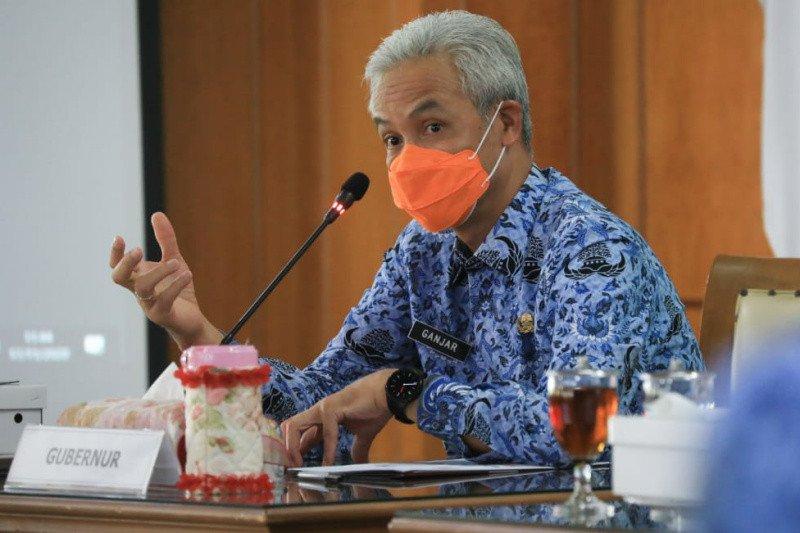 Ganjar sepakat usulan IDI tunda libur akhir tahun