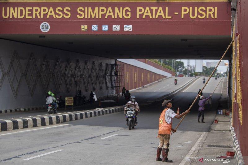 Perbaikan Underpass Simpang Patal-Pusri