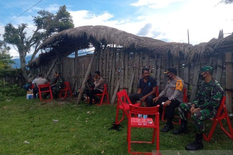 TNI-Polri batasi peserta RDP untuk pencegahan COVID-19