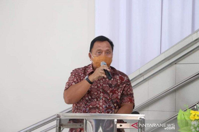 Wabup Dondokambey ajak masyarakat Minahasa sukseskan Pilkada 2020