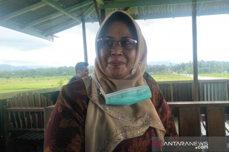 Istri Cawabup Padang Pariaman klarifikasi terkait dugaan pelanggaran Pilkada yang ditujukan kepadanya