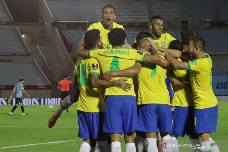 12 ribu suporter diizinkan nonton langsung Brazil vs Argentina