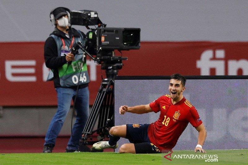 Spanyol pecundangi Jerman 6-0
