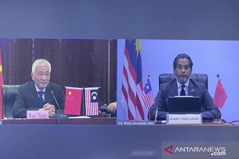 Malaysia dan RRC tanda tangani kerja sama pengembangan vaksin
