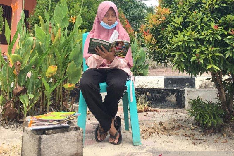 Gerakan literasi di era pandemi