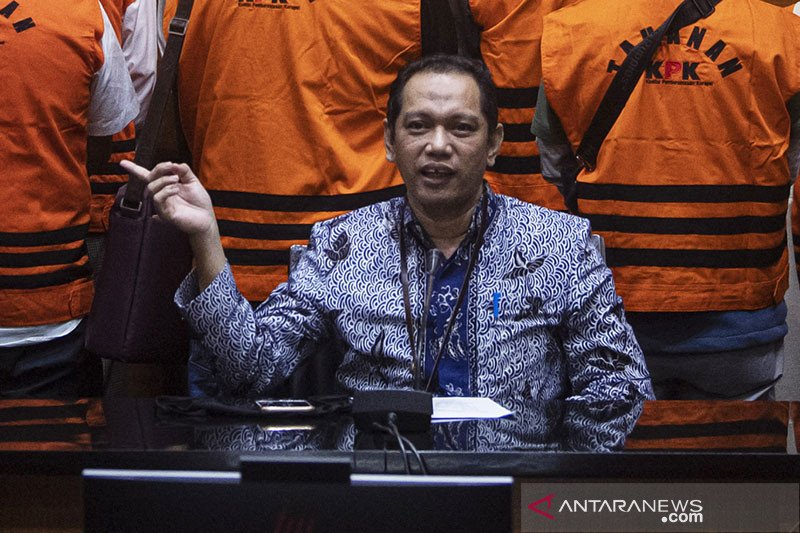 Edhy Prabowo ditangkap di Soekarno-Hatta