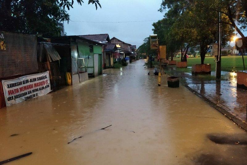 Banjir di Kertajaya Cilacap, Satu orang meninggal dan satu hilang