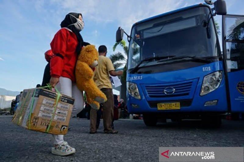 Dishub Sulteng  uji kelayakan operasi kendaraan angkutan Natal