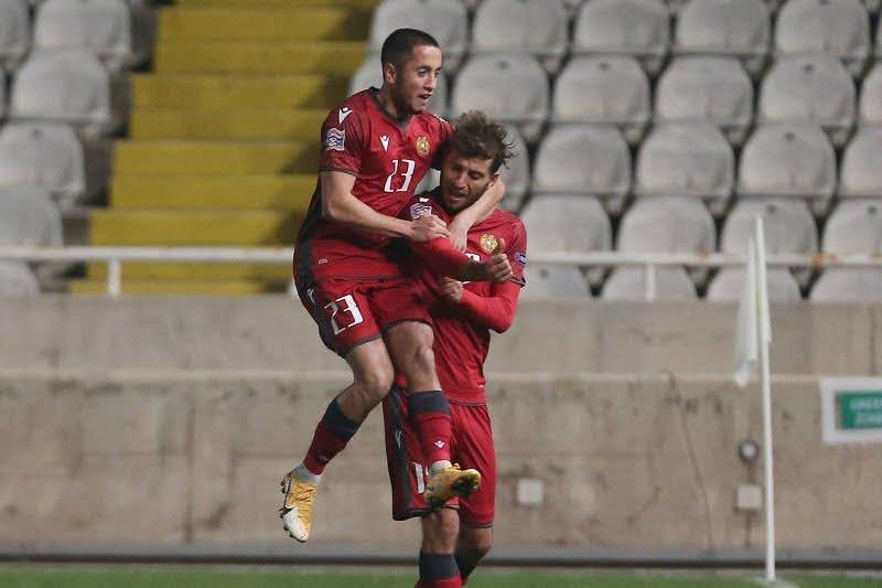Armenia pastikan promosi ke Divisi B usai taklukkan Makedonia Utara 1-0