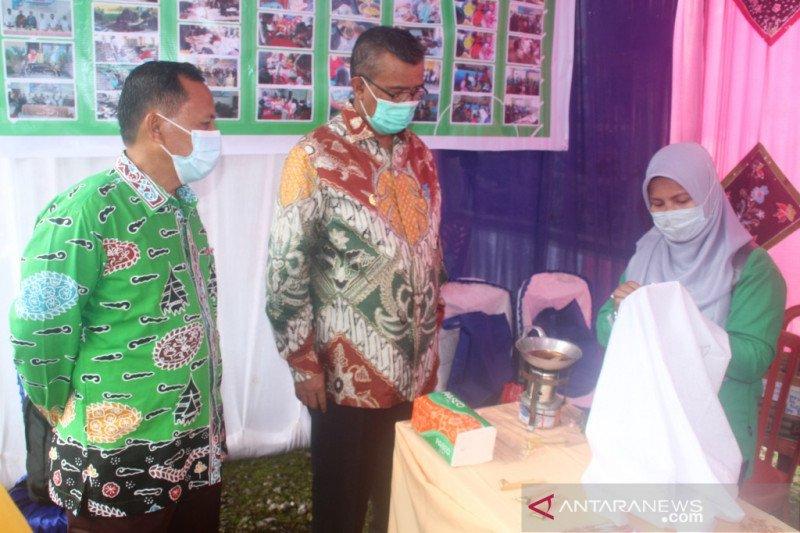 Pemkab Solok gelar kegiatan gebyar memberdayakan kaum perempuan