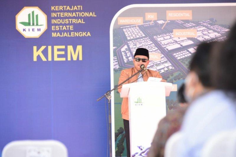 Wagub: KIEM Rebana Metropolitan sebagai masa depan ekonomi Jabar