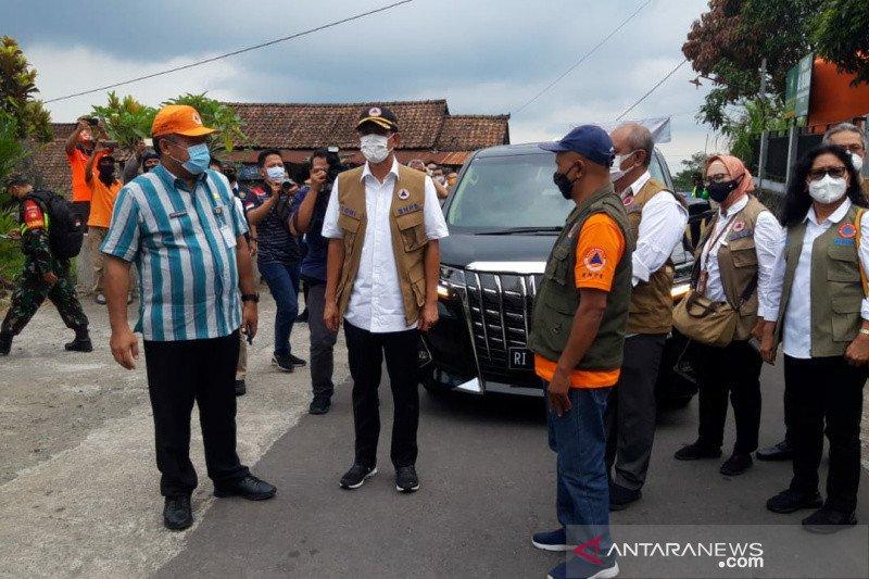 BPBD Jateng siapkan rencana kontingensi terkait pengungsian Merapi