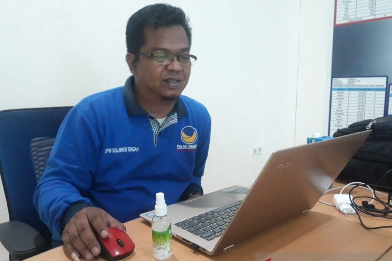 NasDem Sulteng  siapkan ribuan saksi jelang pemungutan suara