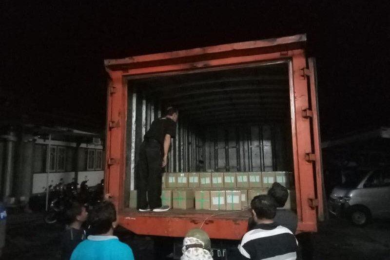 Pelipatan surat suara Pilkada Purbalingga ditargetkan tuntas 22 November