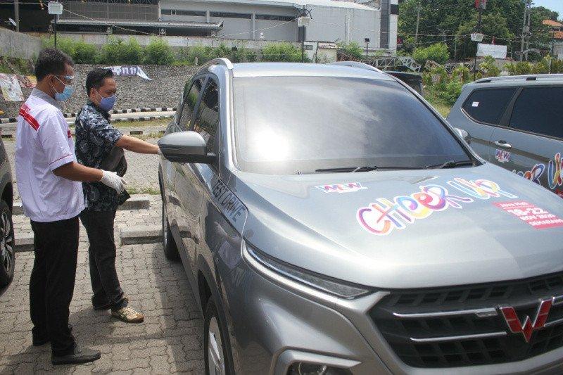 Wuling Experience Weekend Cheer Up Indonesia hadir di Semarang