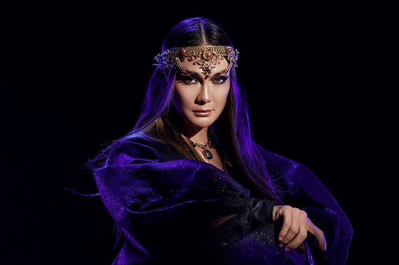 """Luna Maya merasa terhormat isi suara film """"Mulan"""" versi Indonesia"""