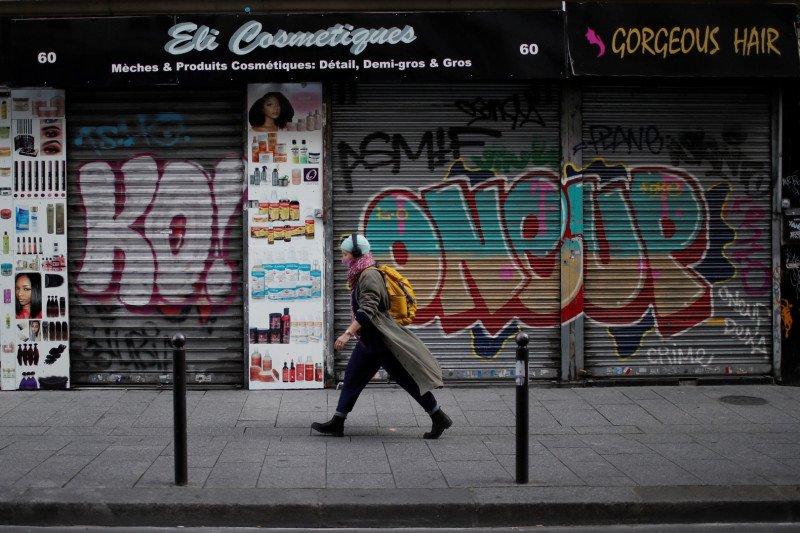Kasus infeksi COVID jenis baru ditemukan di Prancis