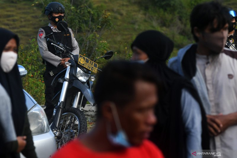Kelompok Ali Kalora diduga bunuh empat warga di Kabupaten Sigi