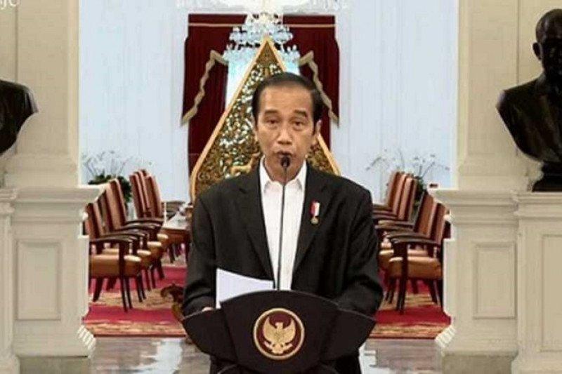 Presiden: strategi rem dan gas tangani COVID-19 jangan sampai kendur