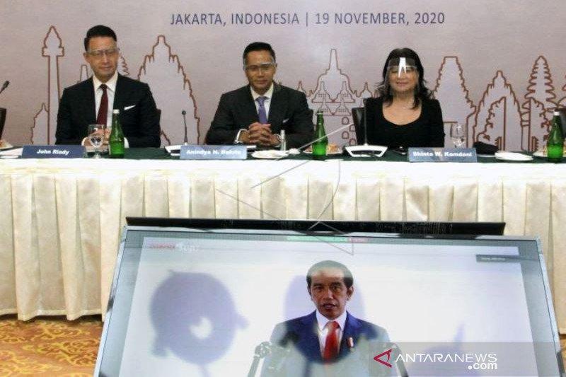 Konferensi Pers ABAC Indonesia Pada KTT APEC 2020