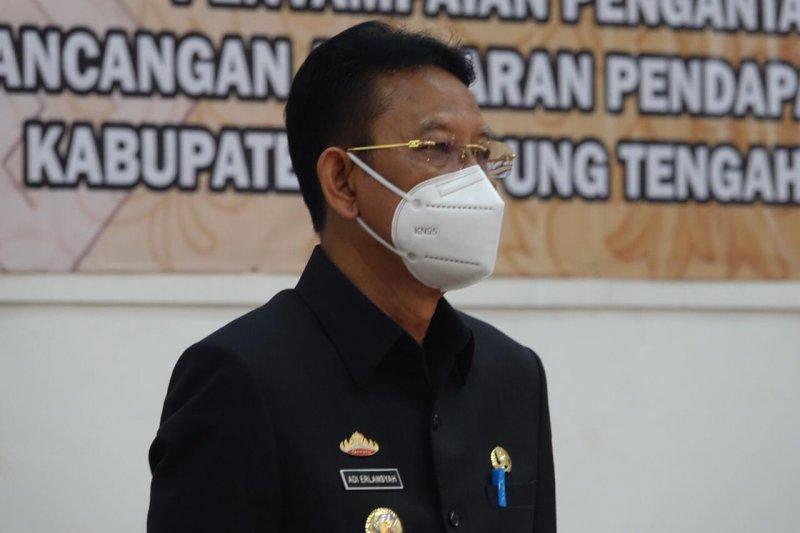 Pemkab Lampung Tengah laksanakan pembangunan infrastruktur, pertanian, dan keamanan