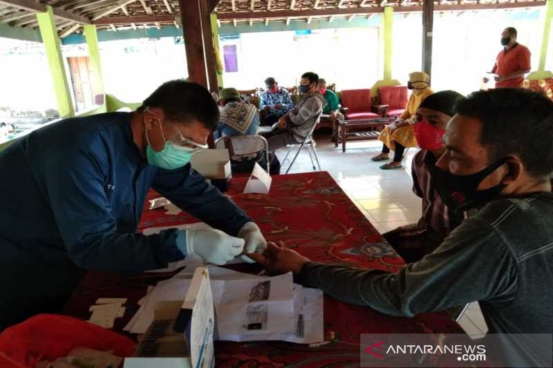 1.269 petugas KPPS Andong Boyolali dites cepat untuk persiapan pilkada