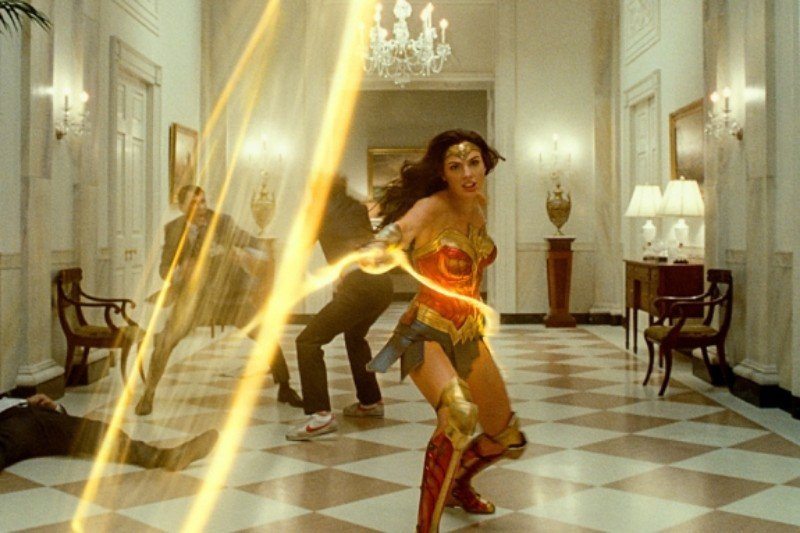 "Film ""Wonder Woman 1984"" tayang di bioskop dan HBO Max"