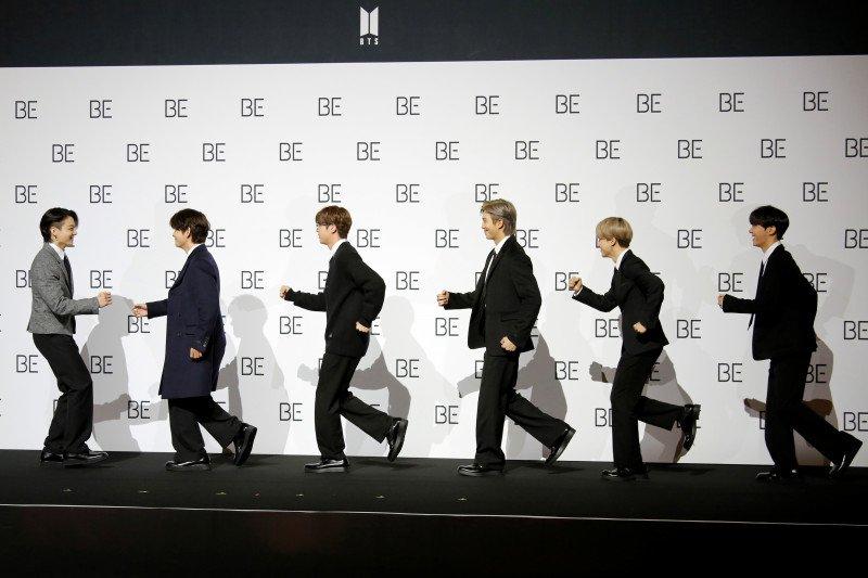 """BTS resmi merilis album """"BE"""""""