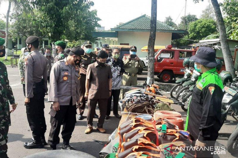 Kodim Gunung Kidul bersinergi lintas sektor hadapi dampak La Nina