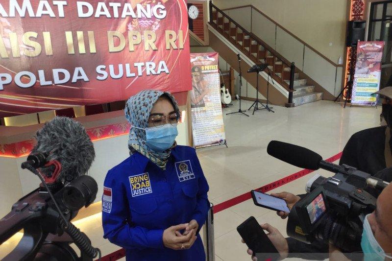 DPR sebut penambangan ilegal di Sultra merugikan negara