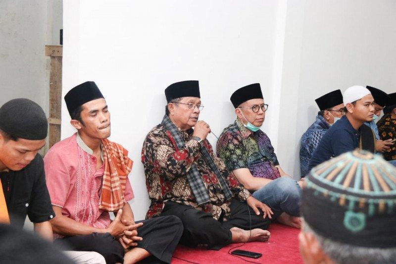 Berpengalaman dan hormat pada ulama, dukungan kepada Mulyadi-Ali Mukhni terus mengalir