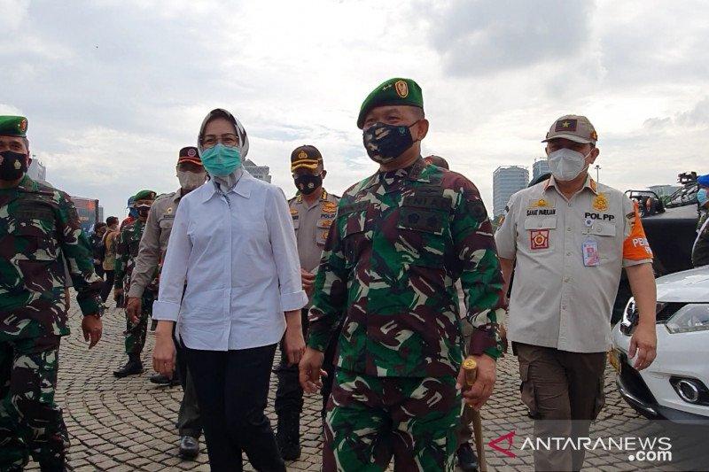 Jika perlu bubarkan FPI, kata Pangdam Jaya