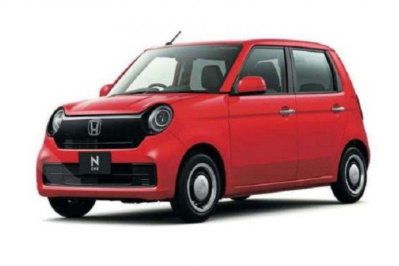 Honda akan mulai jual mobil mini N-ONE