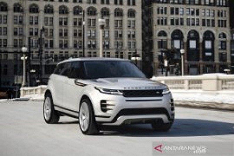 Range Rover Evoque 2021 meluncur di AS, dibanderol dengan harga mulai Rp615 juta
