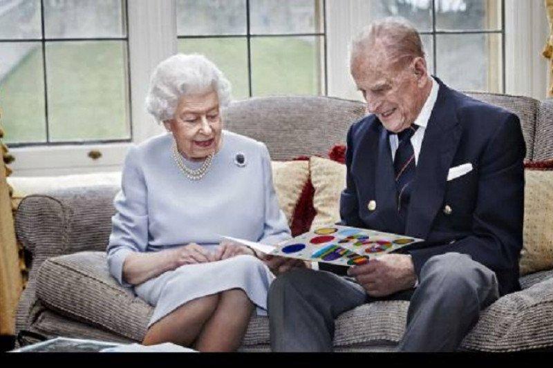 Pangeran Philip suami Ratu Inggris Elizabeth meninggal