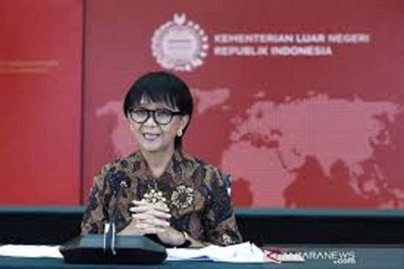 Menlu Retno Marsudi: Solidaritas hadapi pandemi penting bagi pemulihan ekonomi dunia
