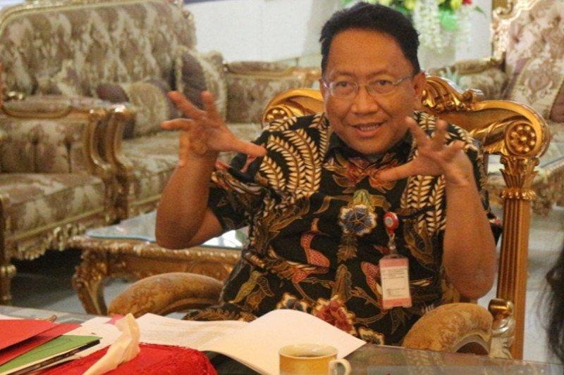 Pemprov Sulut-Otoritas Jasa Keuangan bahas program aksi pangan