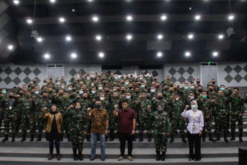 Vokasi UI dan TNI AD gelar pelatihan humas dan jurnalistik