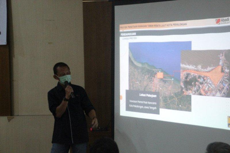 Pekalongan targetkan pembangunan wisata laut selesai pada November 2021